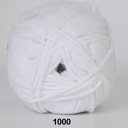 Image of Hjertegarn Roma - 1000 Hvid