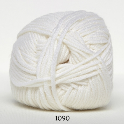 Image of Hjertegarn Extrafine Merino 150 Garn - fv 1090 Hvid