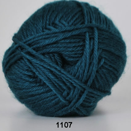 Image of Basic - Strømpegarn - Superwash - fv 1107 Jade Grøn
