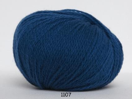 Image of Hjerte Fine Highland Wool - Uldgarn - Hjertegarn - fv 1107 Mørk Petrol