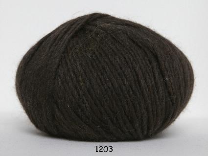 Image of Incawool - Uldgarn - fv 1203 Brun