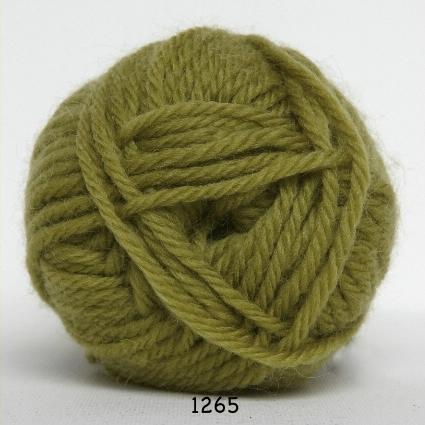 Image of Hjertegarn Ragg Strømpegarn - 1265 Lime Grøn