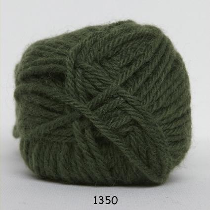 Image of Hjertegarn Lima Garn - fv 1350 Mørk Grøn