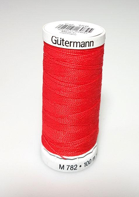 Image of Gütermann - Ekstra stærk sytråd - 156 Rød