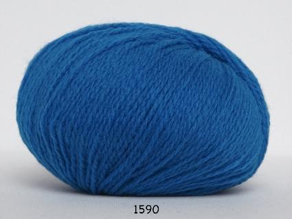 Image of Hjerte Fine Highland Wool - Uldgarn - Hjertegarn - fv 1590 Turkis