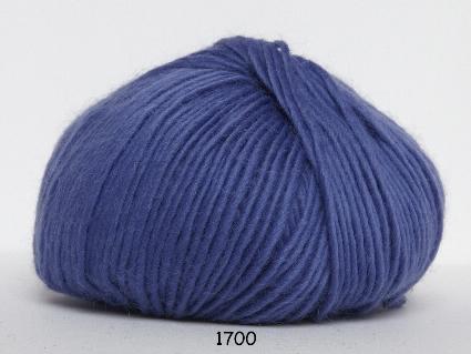 Image of Incawool - Uldgarn - fv 1700 Jeans Blå