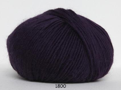 Image of Incawool - Uldgarn - fv 1800 Mørk Lilla