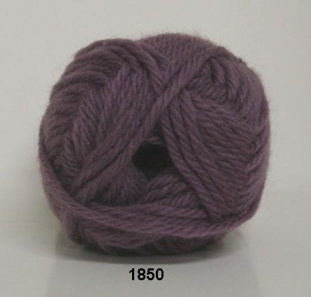 Image of Hjertegarn Ragg Strømpegarn - 1850 Mørk Lavendel