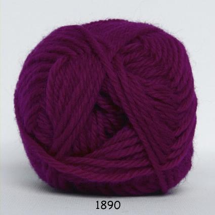 Image of Hjertegarn Lima Garn - fv 1890 Mørk Pink