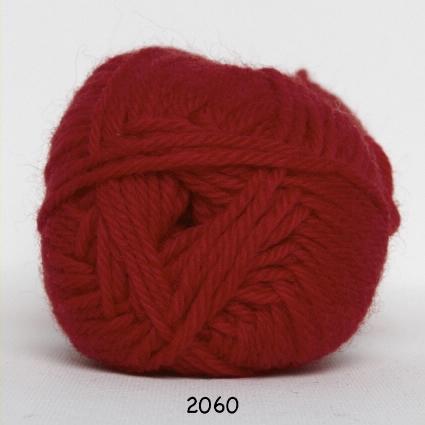 Image of Hjertegarn Lima Garn - fv 2060 Rød