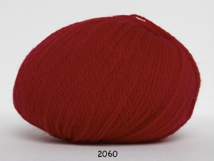 Image of Hjerte Fine Highland Wool - Uldgarn - Hjertegarn - fv 2060 Rød