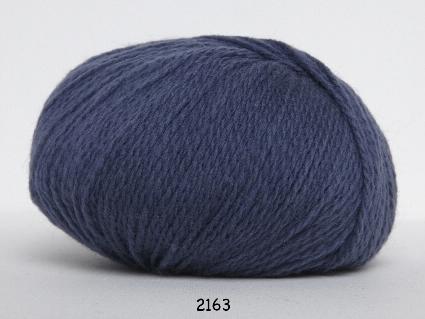 Image of Hjerte Fine Highland Wool - Uldgarn - Hjertegarn - fv 2163 Mørk Lavendel