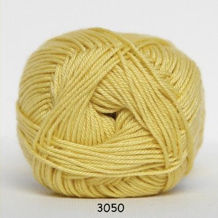 Image of Hjertegarn Diamond Cotton - merceriseret bomuld - fv 3050 Gul