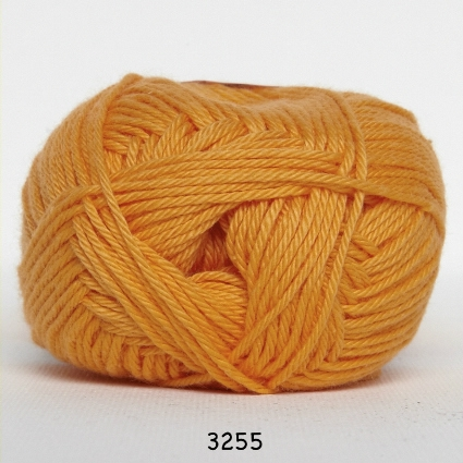 Image of Hjertegarn Blend Tendens Garn - fv 3255 Lys Orange