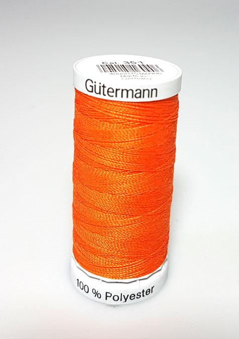 Image of Gütermann - Ekstra stærk sytråd -351 Orange