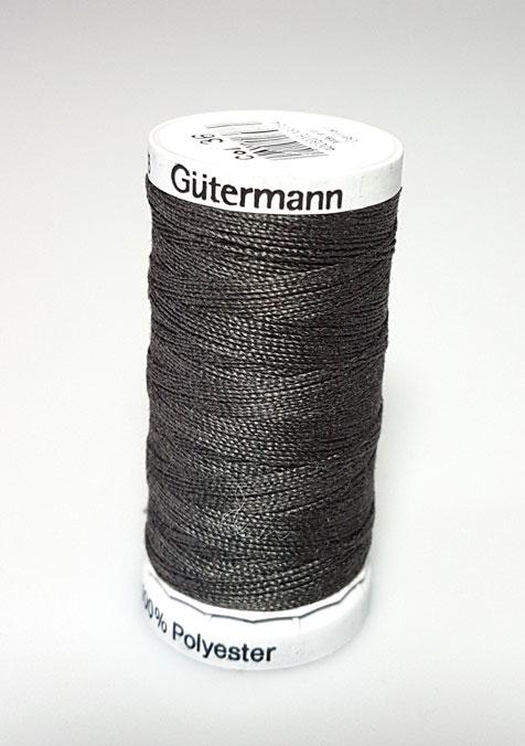 Image of Gütermann - Ekstra stærk sytråd - 36 Koks Grå