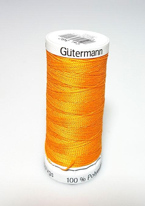Image of Gütermann - Ekstra stærk sytråd - 362 Gul Orange