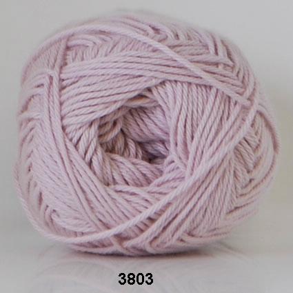 Image of Cotton nr. 8- Bomuldsgarn - Hæklegarn - fv 3803
