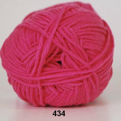 Image of Hjertegarn Roma - 434 Pink