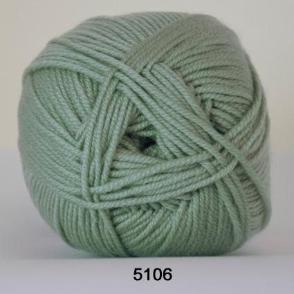 Image of Hjertegarn Extrafine Merino 150 Garn - fv 5106 Pastel Mint