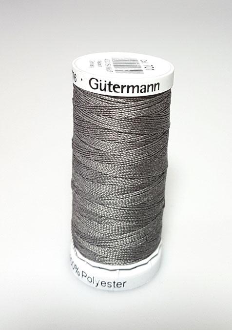 Image of Gütermann - Ekstra stærk sytråd - 701 Stål Grå