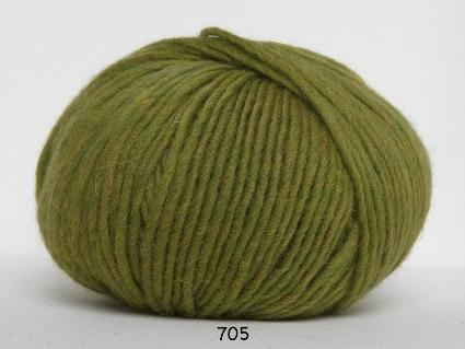 Image of Incawool - Uldgarn - fv 705 Lime Grøn