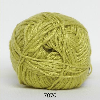 Image of Hjertegarn Blend Bamboo - fv 7070 Lime Grøn