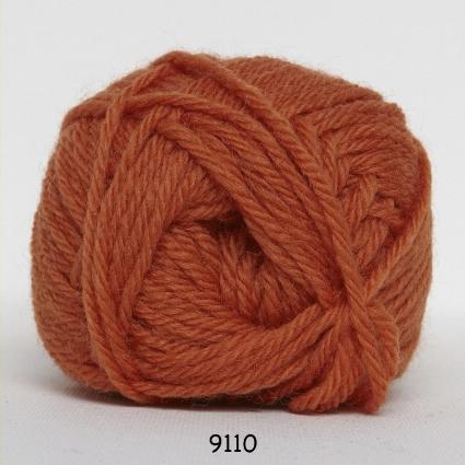 Image of Hjertegarn Lima Garn - fv 9110 Orange