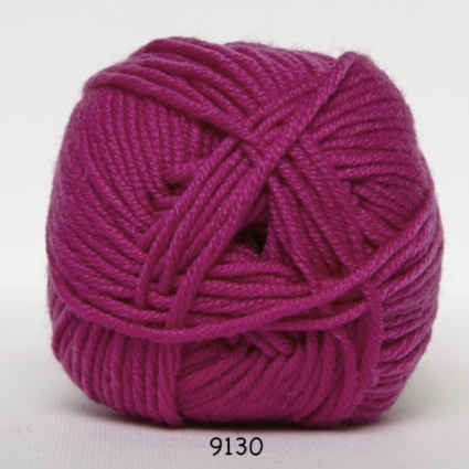 Image of Hjertegarn Extrafine Merino 120 Garn - fv 9130 Pink