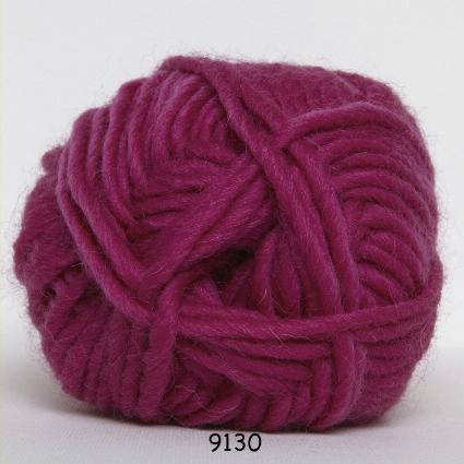 Image of Hjertegarn Natur Uld Garn - fv 9130 Pink