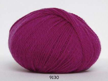 Image of Hjerte Fine Highland Wool - Uldgarn - Hjertegarn - fv 9130 Pink