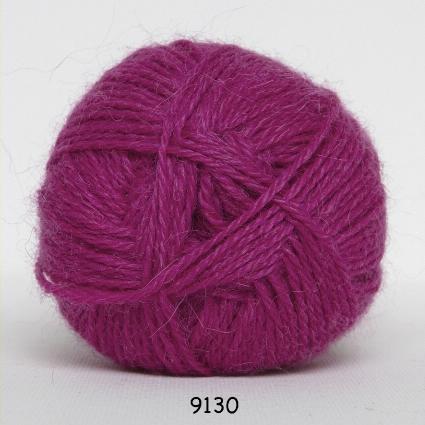Image of Hjerte Alpaca - Alpaca uld fv 9130 Pink
