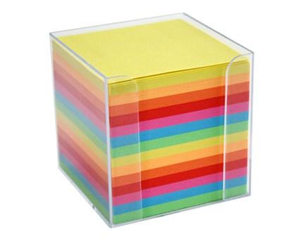 Image of   Big Memo blok i forskellige farve