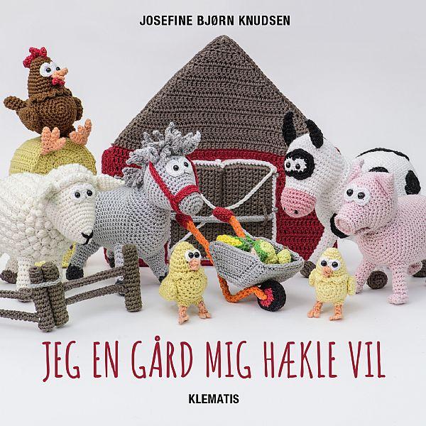 Image of Jeg en gård mig hækle vil