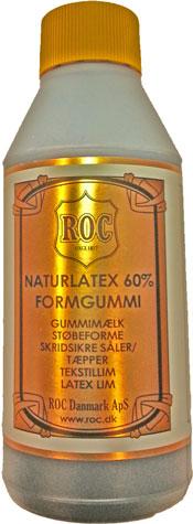 Image of Latex Gummi-mælk Hvid Latex.