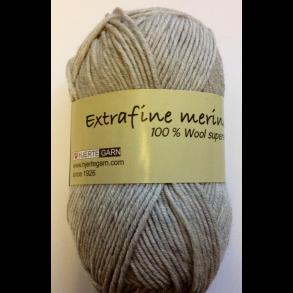 Uldgarn- Extrafine Merino 120
