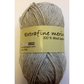 Extrafine Merino - Uldgarn