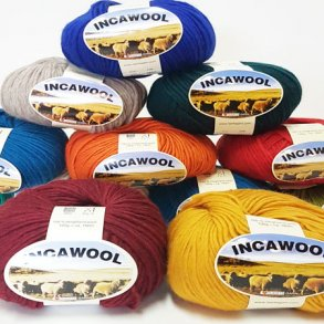 Incawool - Uldgarn