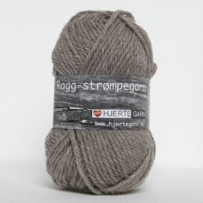 Ragg strømpegarn - Superwash garn