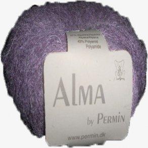 Alma - 57% Alpakka 43% Polyamid