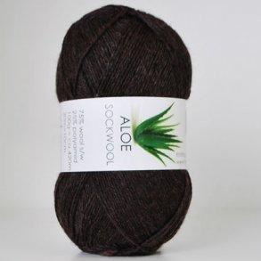 Aloa Sockwool 75% uld 25% polyamid strømpegarn superwash