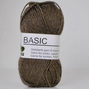 Basic -  Strømpegarn - uldgarn