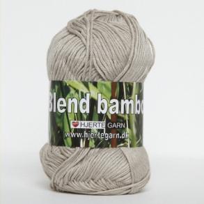 Hjertegarn Blend Bamboo Bambusgarn