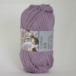 Cotton 8/8 100% bomuld