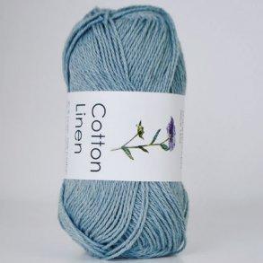 Hjertegarn Cotton Linen - Bomuldsgarn med Hørgarn