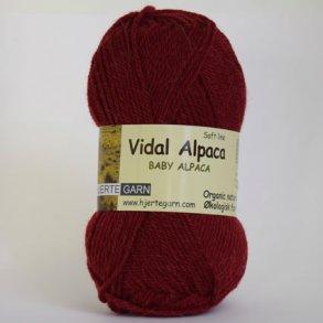 Vidal Alpaca - Økologisk lama uldgarn