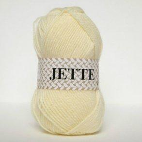Jette Akrylgarn - Kradse og kløfri strikkegarn