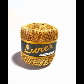 Lurex Efekt garn - 100% polyester