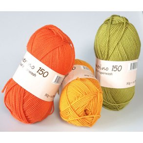 Extrafine Merino 150 - Superwash uldgarn