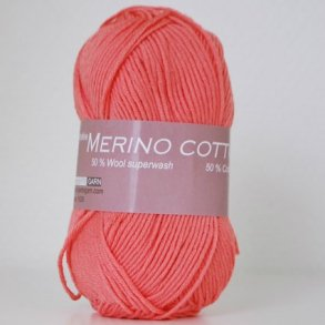 Merino Cotton - Merinould - Bomuldsgarn